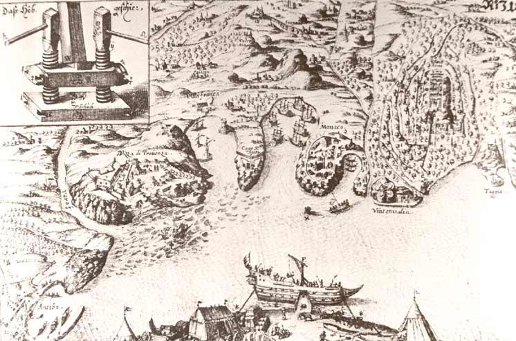 Forte dell 39 annunziata la storia le mappe antiche for 2 piani cottage storia